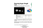 Raschig - Super Ring Plastic - Brochure