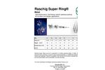 Raschig Super Ring Metal - Brochure