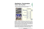 Distillation / Fractionation Towers - How They Work
