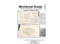 Mechanical Design Services - Brochure