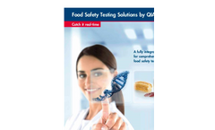 Food Safety Testing Solutions by QIAGEN Brochure