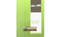 EKO - Modern Fences  Brochure