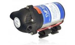 Oil Skimmer - Oil Skimmers, Inc Model 6V Brill- Tube Type Video