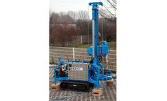 Model KB 10/2 - Small-Type Drill Rigs