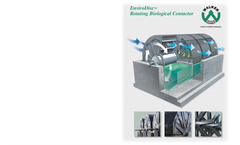 EnviroDisc? Rotating Biological Contactor  Typical Applications  SEDIMENTATION & THICKENING Circular Collectors & Thickeners Bridge Supported Pier Su