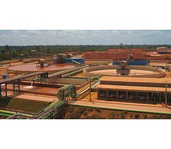 Liquid/solid separation equipments for minerals solutions applications - Mining