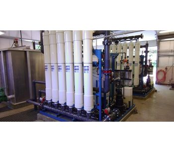 Liquid/solid separation equipment for man camp - Water and Wastewater