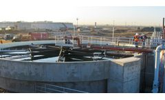 Municipal wastewater solutions for thickening industry