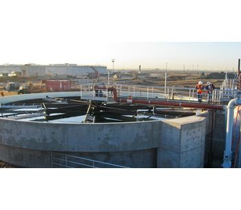 Municipal wastewater solutions for thickening industry - Water and Wastewater - Sludge Management