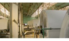 Industrial solutions for pulp and paper industry