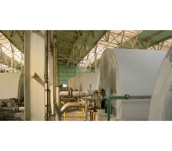 Industrial solutions for pulp and paper industry - Pulp & Paper