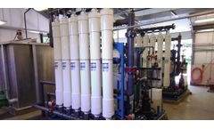 WesTech - AltaPac™ Ultrafiltration Membrane Package System