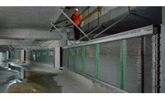 WesTech ROMAG - Combined Sewer Overflow (CSO) Deflection Screens