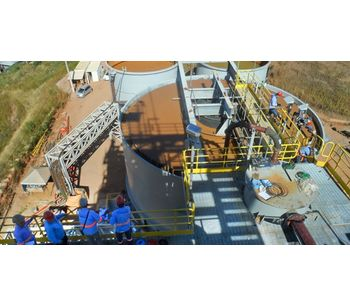 WesTech - AltaFlo™ High-Rate Thickener