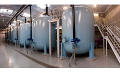 WesTech - Granular Activated Carbon (GAC) Pressure Filters