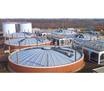 WesTech - Digester Covers