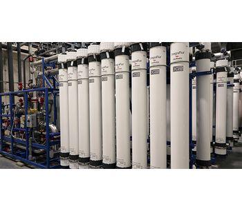 WesTech - VersaFilter™ Open-Platform Membrane Technology