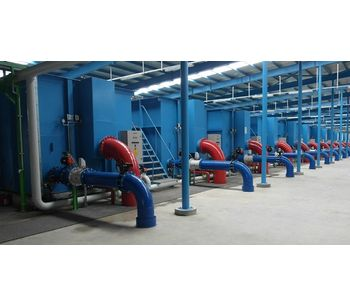 WesTech - Trident® Package Water Treatment Plant