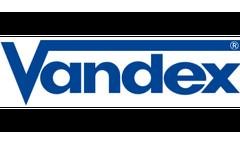 Vandex - Model BB 75 - External Waterproofing