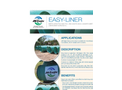 EASY-LINER / AASHTO - Model F949 and F794, and M304 - Ultra Corr Sewer Pipe Brochure