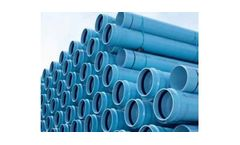 Ultra Blue - Model PVCO C909 & F1483 - Molecularly Oriented Pipe