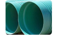 EASY-LINER / AASHTO - Model F949 and F794, and M304 - Ultra Corr Sewer Pipe