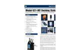 Model 831-INT Docking Station Brochure