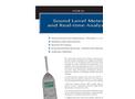 System 824 Datasheet Brochure