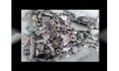 Domestic Waste Slag Treatment Plant Video
