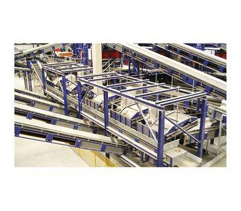 Electromagnetic Overbelt Separator System-1