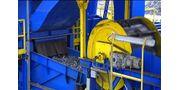 Permanent Magnetic Overbelt Separator System