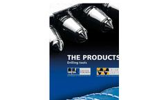 Solid Stem Drilling Auger Brochure