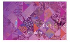 MapInfo Pro - Mapping and Spatial Analysis Tool