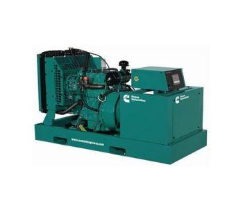 Cummins - Model V3300 Series - Diesel Generator Set Engine