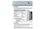 Model ECT5400 - Internal Evaporative Cooler Brochure