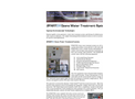 SPARTOX Skid Mounted Ozone Water Treatment Systems Datasheet