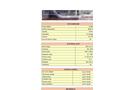TPF Ozone Generators Technical Specifications