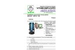 "Model SEG-001 ""AKP-S""-150 - Gamma Spectrometer- Brochure"