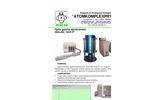 "SEG-002-""AKP-P"" Semi-conductor gamma spectrometer"