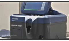 A Brief Guide to the The Smiths Detection IONSCAN 500DT - Video