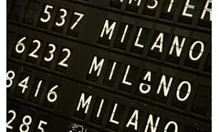 Milan Airports Malpensa & Linate first in Italy to deploy ECAC standard 3 cabin baggage screening systems with Smiths Detection