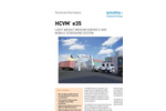 HCVM e35 Series - Cargo and Vehicle Inspection Systems -  Brochure