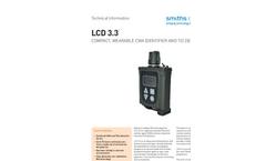 Model HCVM - Mobile High-Energy Inspection System Brochure