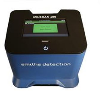 Ionscan - Model 600 - Portable Explosives and Narcotics Trace Detector