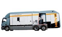 Model HCVM - Mobile High-Energy Inspection System