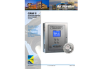 Model OAM II - Outdoor Airflow Measurement System & Airflow Station - Brochure