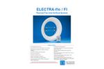 ELECTRA-flo/FI - Thermal Dispersion Fan Inlet Probe Array - Brochure
