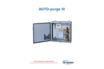 Model AUTO-purge III - Combustion Air Station - Brochure