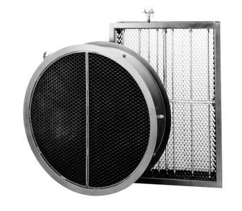 Model CA - Combustion Airflow Measurement Station