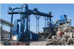 ZB Group - Ferrous Scrap Shredding and Classification Stationary Plants